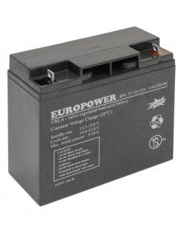 Europower 12V 17Ah, Akumulator