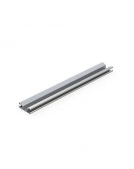 Proxima listwa aluminiowa do gumy rezystancyjnej