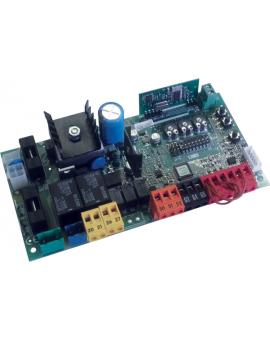 BFT HAMAL Centrala sterująca z potencjometrami, przyciskami i przełącznikami DIP do sterowania jednym napędem z silnikiem 24V