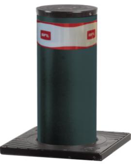 BFT PILLAR B 275/600.6C LI Hydrauliczna zapora drogowa 230 V, Słupek hydrauliczny, oświetlenie LED wykonanie INOX