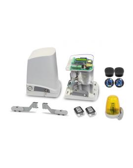 Proxima P1000 zestaw napęd do bramy przesuwnej z lampą i fotokomórkami POA
