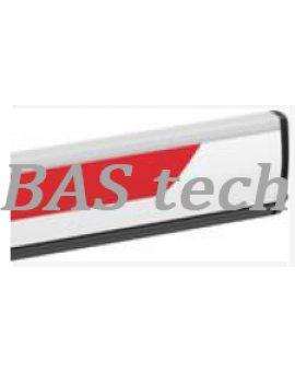 BFT BOOM PS40 Aluminiowe ramię L = 4m z górnym profilem na oświetlenie ramienia