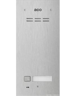 ACO COMO-PRO-A1 Domofon cyfrowy z czytnikiem breloków i 1 przyciskiem