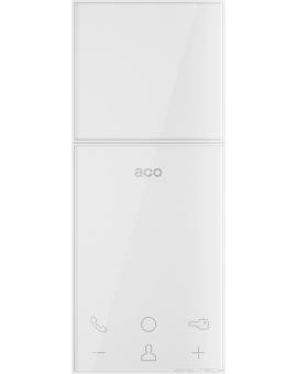 ACO UP800V Unifon cyfrowy do systemu PV, głośnomówiący, płaski front z dotykowymi ikonami funkcyjnymi