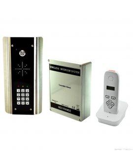 BFT 603-ABK zestaw domofonu bezprzewodowego z nadajnikiem i słuchawką