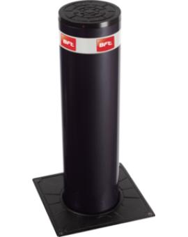 BFT STOPPY B 200/700 słupek parkingowy, zapora parkingowa Elektromechaniczna zapora drogowa ze słupkiem o średnicy 200 mm i wysokości 700 mm. Odporność na uderzenie 6000 J
