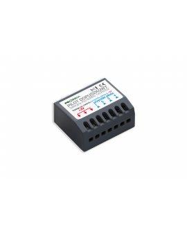 Proxima pilot dopuszkowy PDB czterokanałowy nadajnik, który można umieścić np. w puszce instalacyjnej
