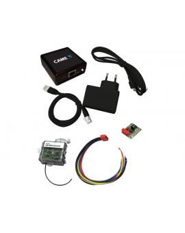 Came 8K06SA-001 Zestaw CAME Connect składający się z modułu RETH001, RSLV001 oraz karty RSE.