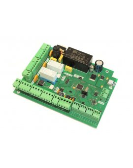 DTM BLUE 232 sterownik centrala sterująca napędu bramy 230V Sterownik wyposażony jest w moduł Bluetooth®