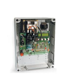 Came ZL92 Centrala sterująca do bram 2-skrzydłowych z wbudowanym dwukanałowym dekoderem radiowym
