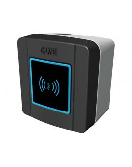 Came 806SL-0250 Selektor Bluetooth do montażu natynkowego z pamięcią na 250 użytkowników i niebieskim podświetleniem