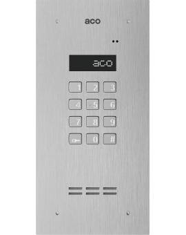 ACO INSPIRO 1S+ Centrala Slave, do instalacji cyfrowych do 1020 lokali, stal nierdzewna