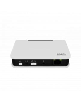 Zamel VP-IPBC8XW BRAMKA IP DLA SYSTEMU ENTRA 800, Bramka IP przekierowuje połączenia z dowolnego systemu wideo domofonowego opartego o 4 żylową komunikację na smatfona lub na tablet z systemem iOS lub Android