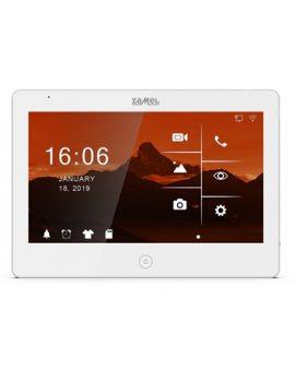 Zamel VP-810WHDWIFI 10 CALOWY wideomonitor IPS HD WIFI Z dotykowym ekranem BIAŁY