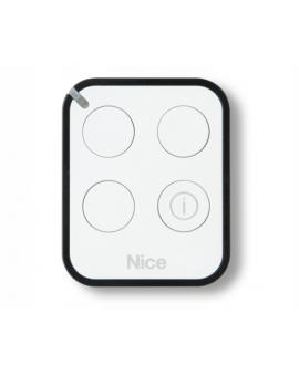 Nice ON3EBD pilot 3-kanałowy, 1 przycisk statusu bramy, 433.92 MHz, dwukierunkow