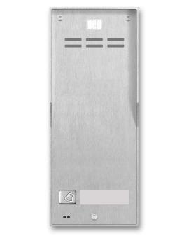 FAM-P-1NPACC NT Domofon cyfrowy z czytnikiem breloków i 1 przyciskiem
