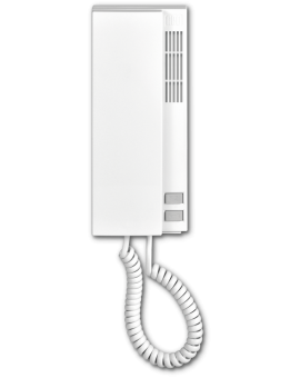 INS-UP720MR Unifon cyfrowy z magnetycznym odkładaniem słuchawki i funkcją dzwonka do drzwi