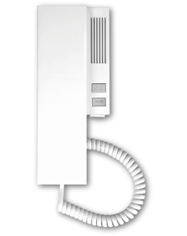 ACO UPRO Unifon cyfrowy z magnetycznym odkładaniem słuchawki i funkcją dzwonka do drzwi