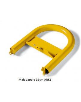 Came ARK1 Mała zapora o szerokości 350 mm.