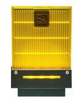 Came DD-1KA lampa sygnalizacyjna Oświetlenie LED w kolorze bursztynu.